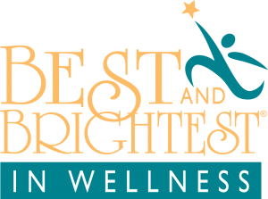 The Nation's Best and Brightest in Wellness® logo