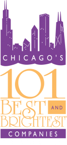 2014 Chicago Best and Brightest Companies To Work For logo