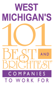 West Michigan's 2015 Best and Brightest Companies to Work For® logo