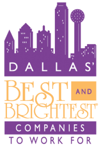 Dallas/Fort Worth's 2016 Best and Brightest Companies to Work For® logo