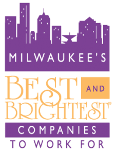 Milwaukee's 2021 Best and Brightest Companies To Work For® logo