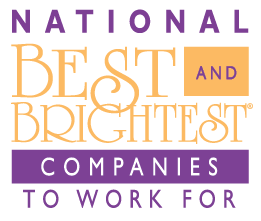 National 2015 Best and Brightest Companies to Work For® logo