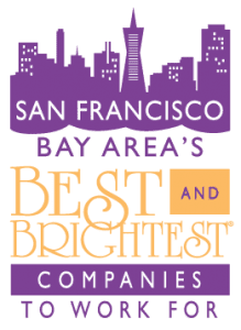 San Francisco Bay Area's 2017 Best and Brightest Companies to Work For® logo