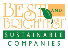 Michigan's 2015 Best and Brightest Sustainable Companies® logo