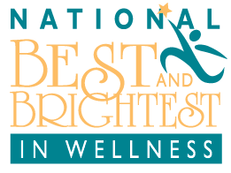 2019 National Best and Brightest in Wellness® logo