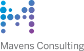 Mavens Consulting Logo and Name from Siva