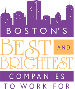 Boston's 2016 Best and Brightest Companies to Work For® logo