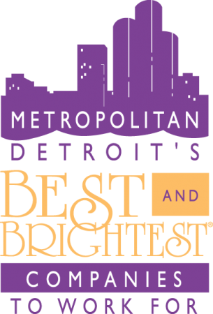 Metro Detroit's 2019 Best and Brightest Companies To Work For® logo