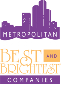 Metro Detroit's 2018 Best and Brightest Companies To Work For® logo