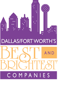 Dallas Fort Worth's 2019 Best and Brightest Companies To Work For® logo