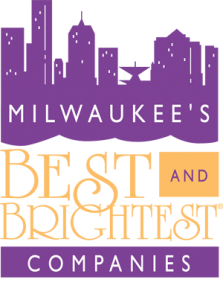 Milwaukee's 2020 Best and Brightest Companies To Work For® logo