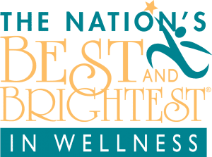 2020 Nation's Best and Brightest in Wellness® logo