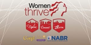 Women Moving Diversity, Equity and Inclusion Forward logo