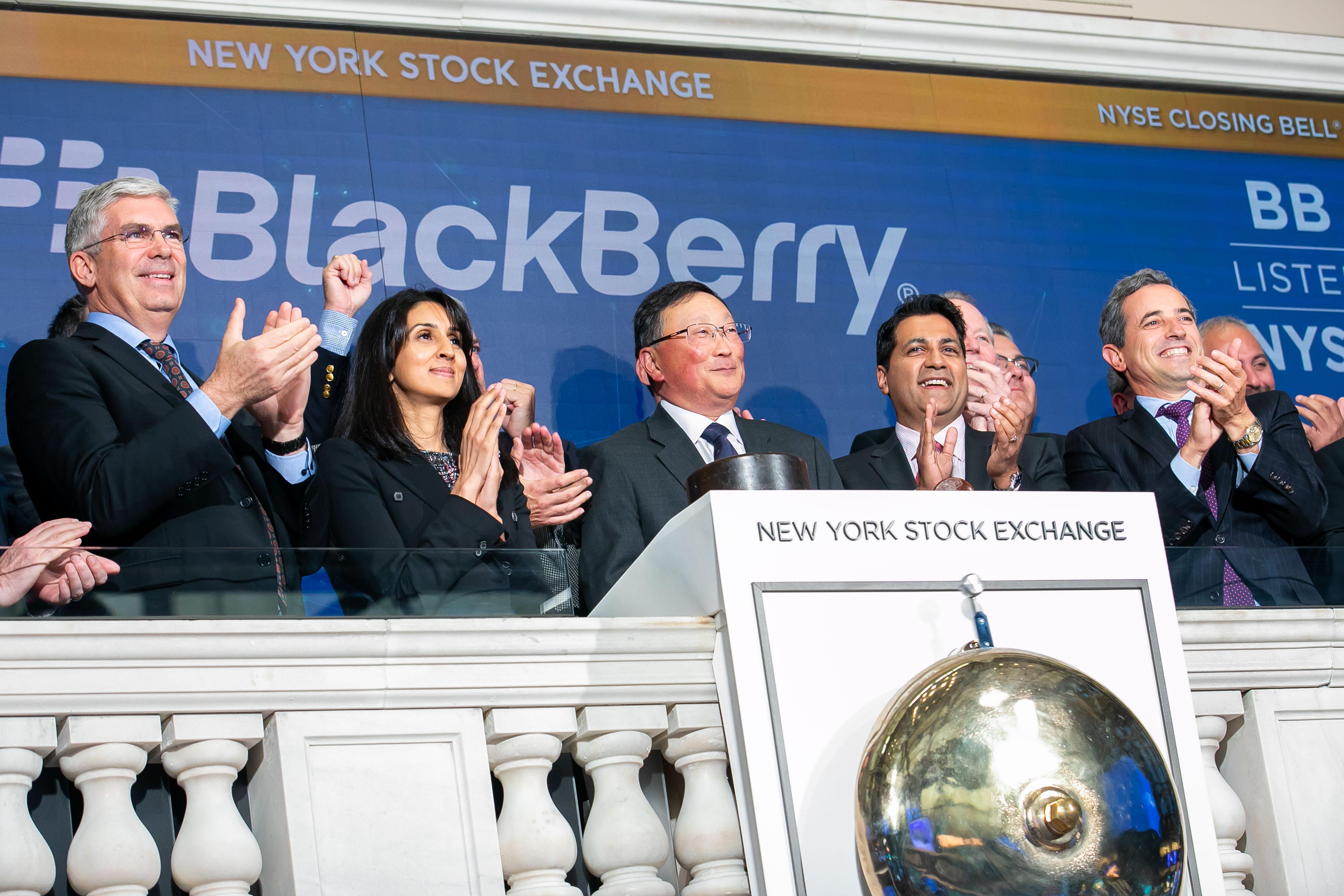 BlackBerry photo 1